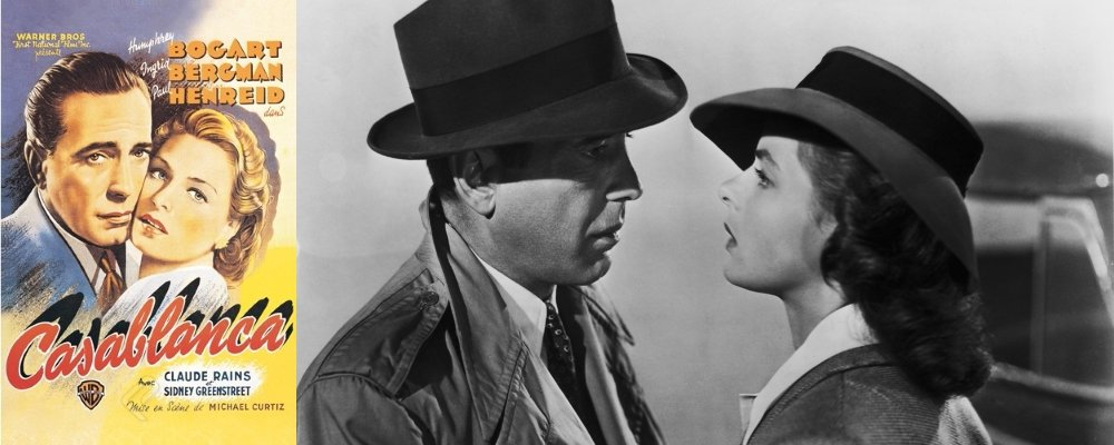 Best 100 Movies Ever - 33 Casablanca