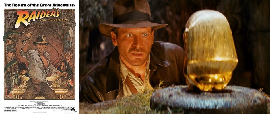 Best 100 Movies Ever - 34 Raiders of the Lost Ark