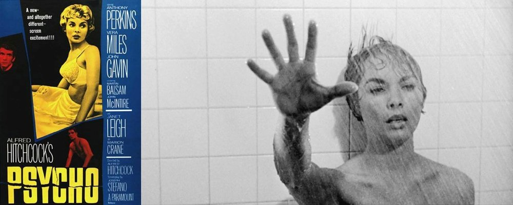 Best 100 Movies Ever - 35 Psycho