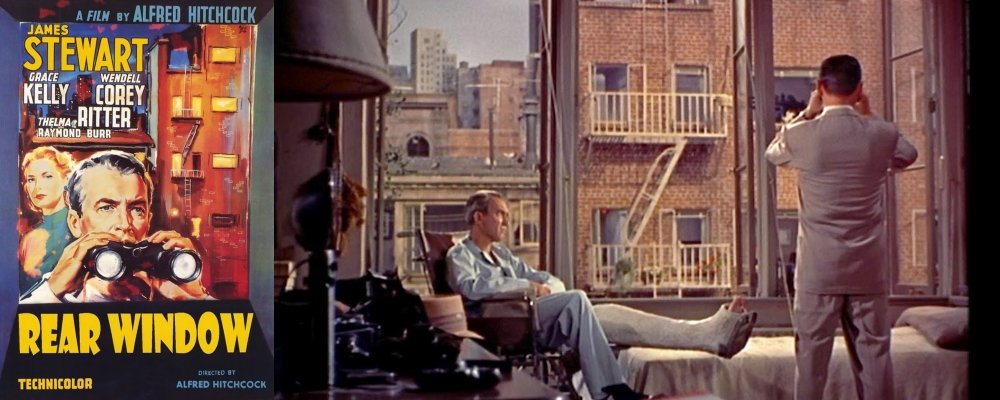 Best 100 Movies Ever - 37 Rear Window