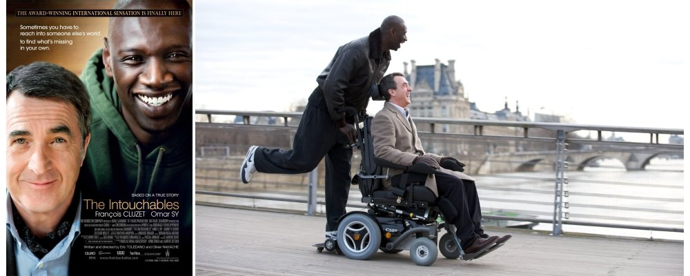 Best 100 Movies Ever - 38 The Intouchables