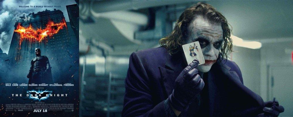 Best 100 Movies Ever - 4 The Dark Knight