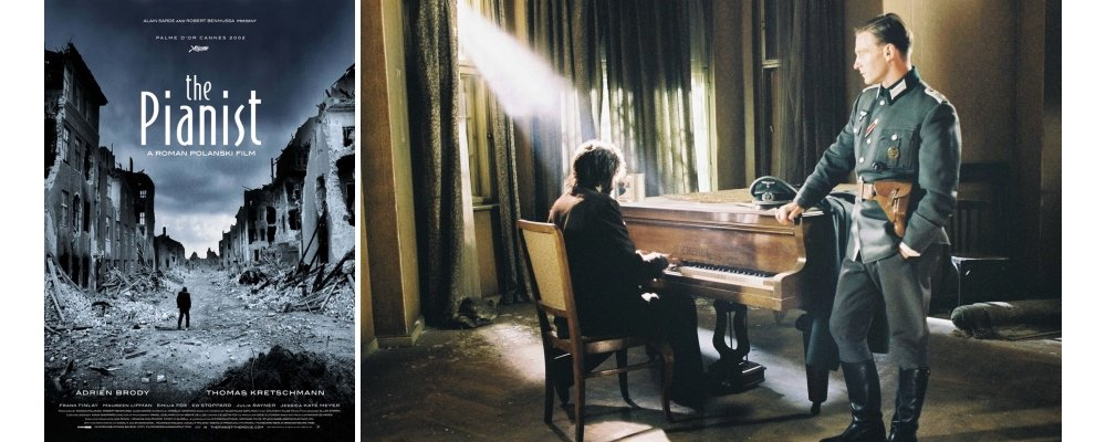 Best 100 Movies Ever - 43 The Pianist