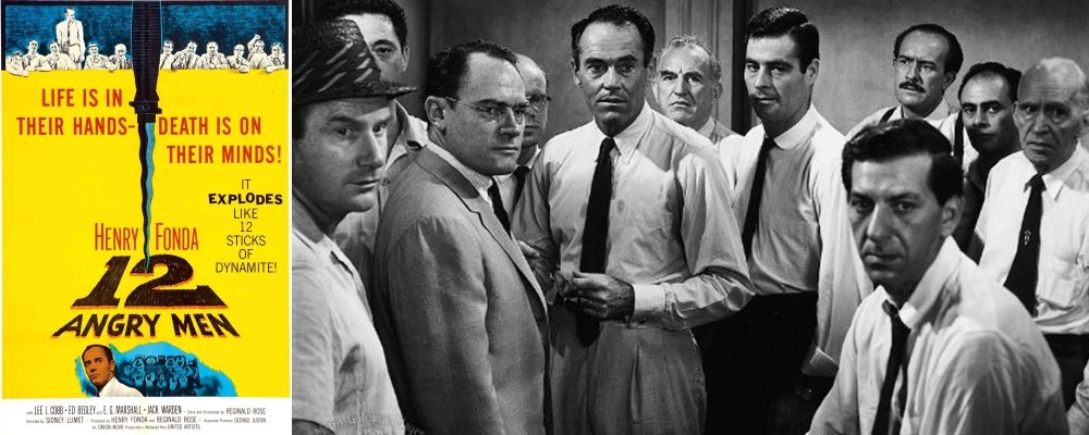 Best 100 Movies Ever - 5 12 Angry Men