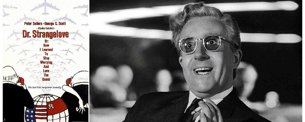 Best 100 Movies Ever 50 - Dr. Strangelove