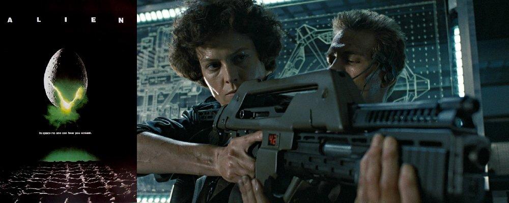 Best 100 Movies Ever 52 - Alien
