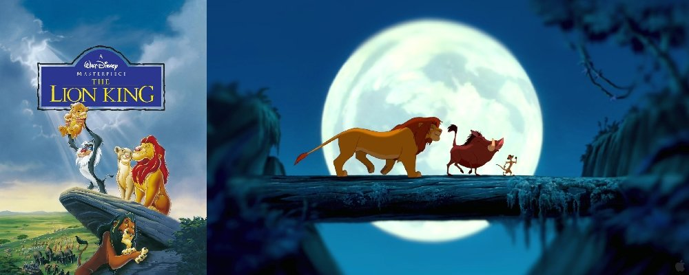 Best 100 Movies Ever 53 - The Lion King