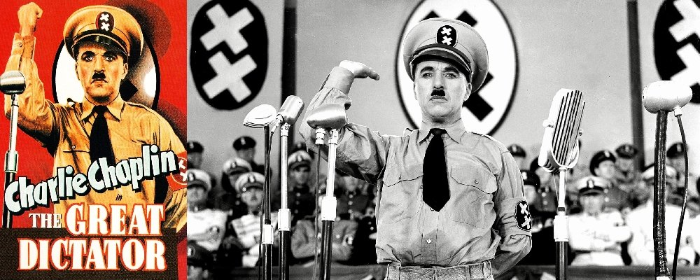 Best 100 Movies Ever 55 - The Great Dictator