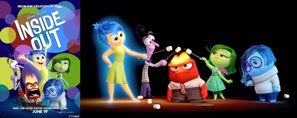 Best 100 Movies Ever 56 - Inside Out