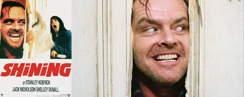 Best 100 Movies Ever 58 - The Shining