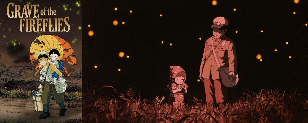 Best 100 Movies Ever 64 - Grave of the Fireflies