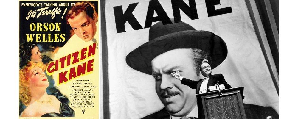 Best 100 Movies Ever 66 - Citizen Kane