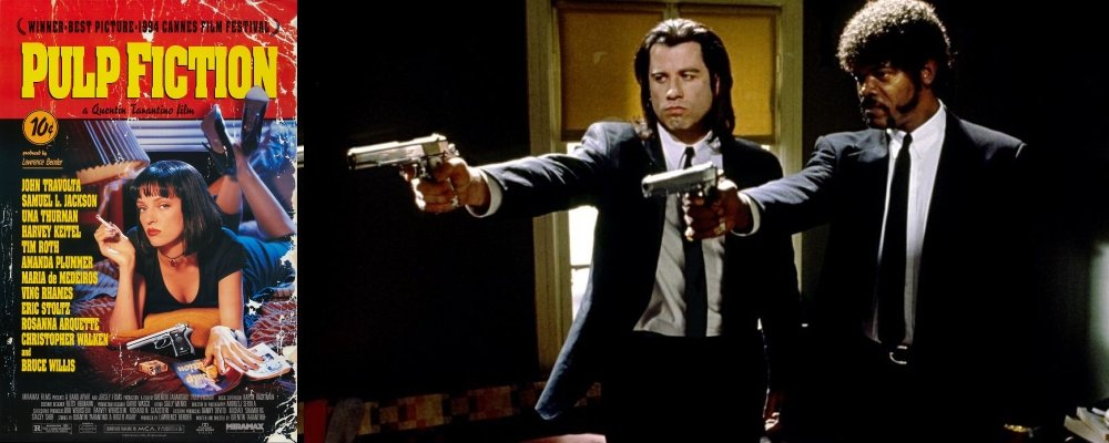Best 100 Movies Ever - 7 Pulp Fiction