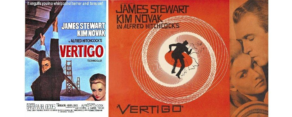 Best 100 Movies Ever 70 - Vertigo