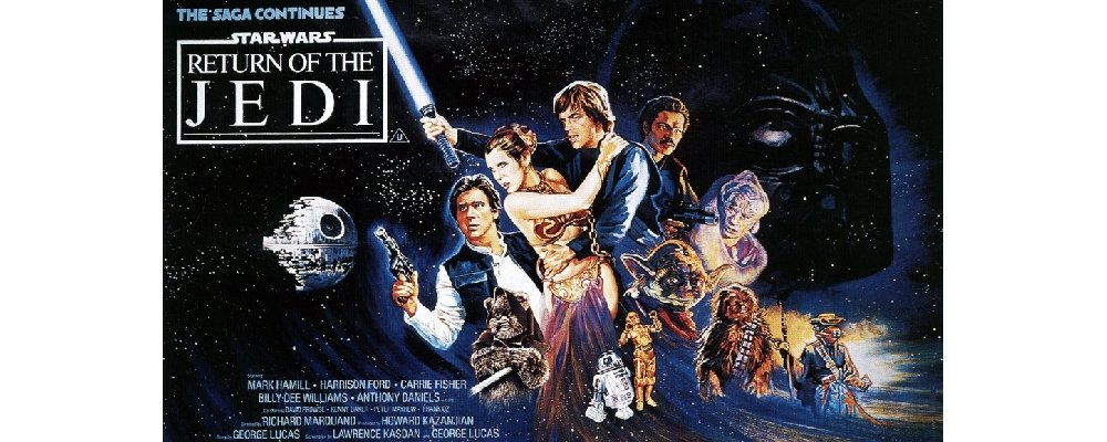 Best 100 Movies Ever 72 - Return of the Jedi