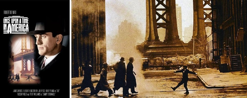 Best 100 Movies Ever 74 - Once Upon a Time in America