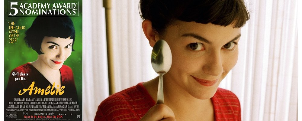 Best 100 Movies Ever 75 - Amelie
