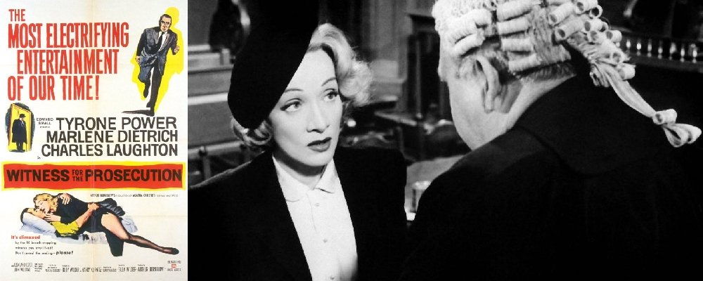 Best 100 Movies Ever 76 - Witness for the Prosecution