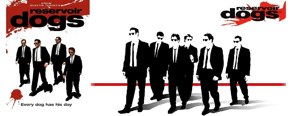 Best 100 Movies Ever 77 - Reservoir Dogs