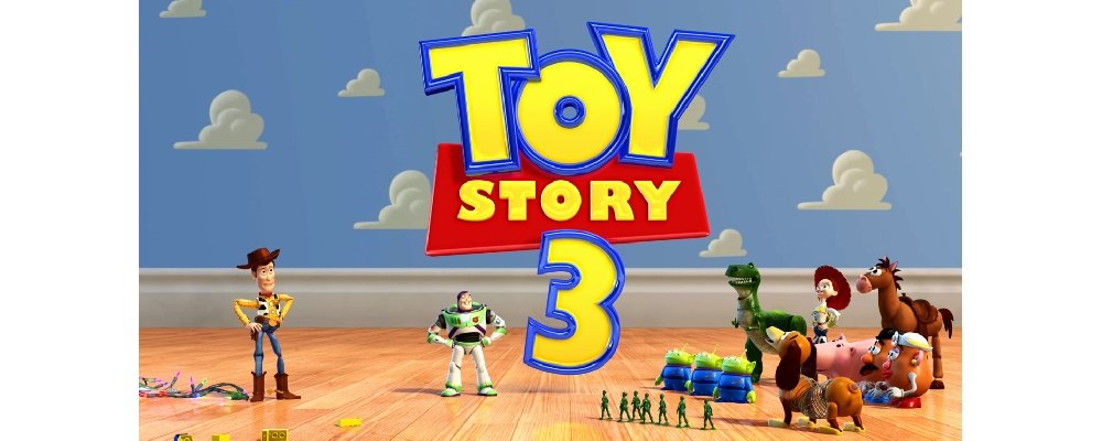 Best 100 Movies Ever 79 - Toy Story 3