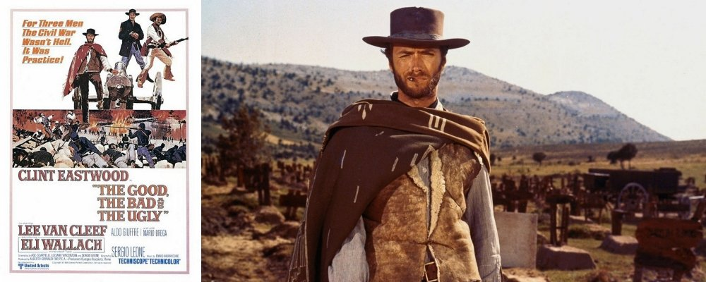 Best 100 Movies Ever - 8 The Good the Bad and the Ugly
