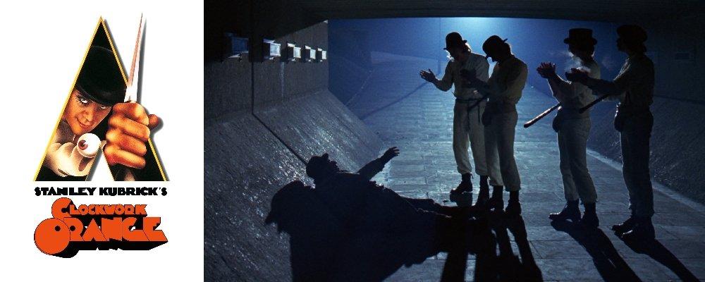 Best 100 Movies Ever 80 - A Clockwork Orange