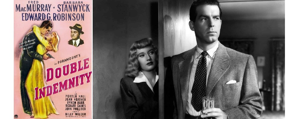 Best 100 Movies Ever 82 - Double Indemnity