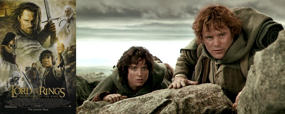 Best 100 Movies Ever - 9 The Lord of the Rings The Return of the King