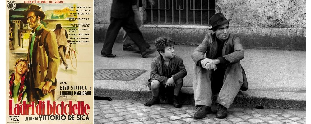 Best 100 Movies Ever 90 - Bicycle Thieves