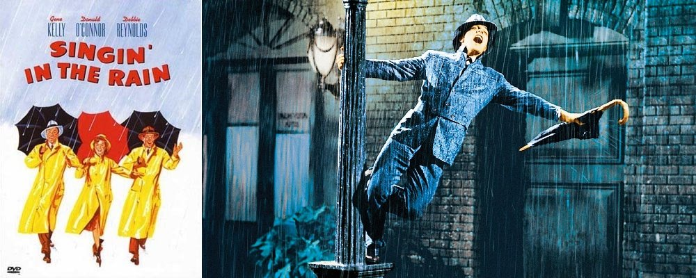 Best 100 Movies Ever 91 - Singin in the Rain