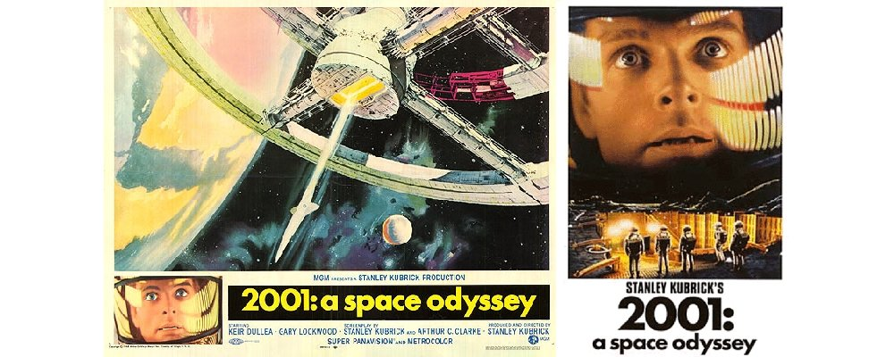 Best 100 Movies Ever 93 - 2001 A Space Odyssey