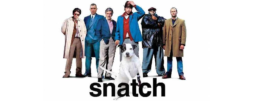 Best 100 Movies Ever 94 - Snatch