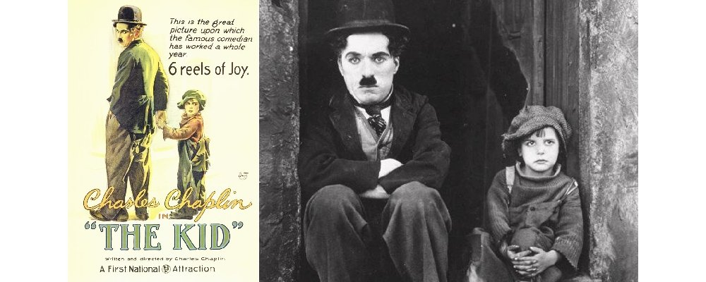 Best 100 Movies Ever 95 - The Kid