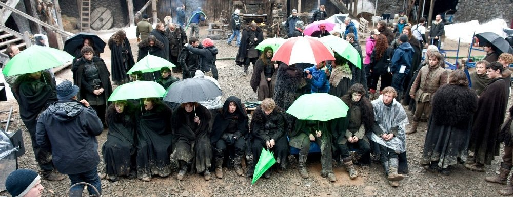 Games of Thrones Facts and Photos from Behind the Scenes 1