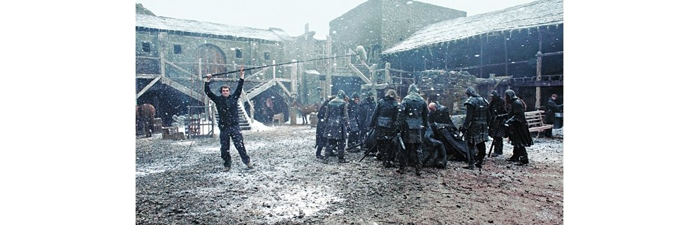 Games of Thrones Facts and Photos from Behind the Scenes 11