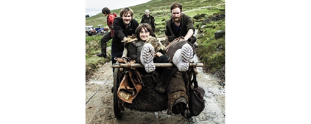 Games of Thrones Facts and Photos from Behind the Scenes 13