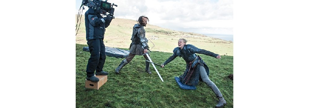 Games of Thrones Facts and Photos from Behind the Scenes 14