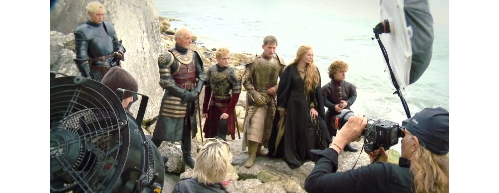 Games of Thrones Facts and Photos from Behind the Scenes 2
