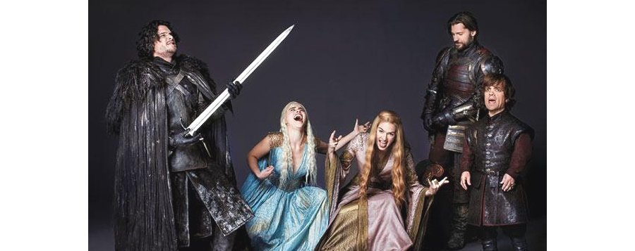 Games of Thrones Facts and Photos from Behind the Scenes 2b