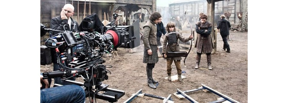 Games of Thrones Facts and Photos from Behind the Scenes 7