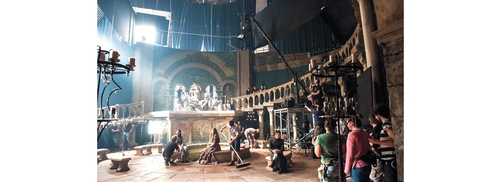 Games of Thrones Facts and Photos from Behind the Scenes 9