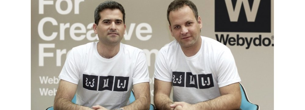 Hot Israeli Startup Companies 2015 - Webydo