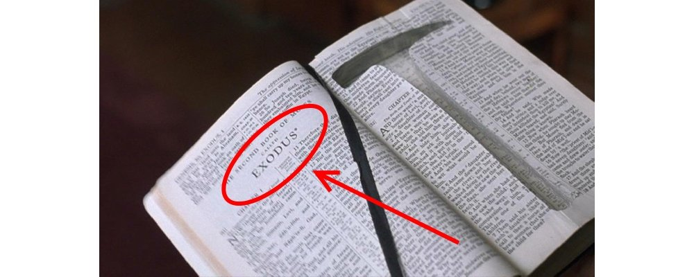 The Shawshank Redemption - Facts and Secrets 15 Bible