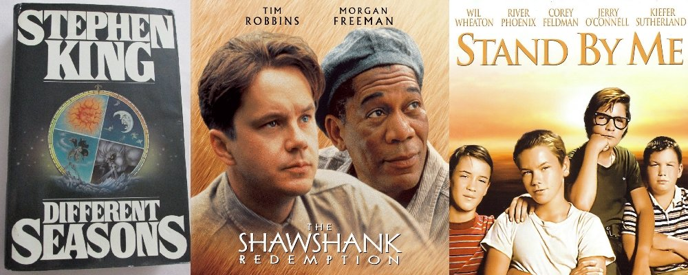 The Shawshank Redemption - Facts and Secrets 3 Stephen King Book