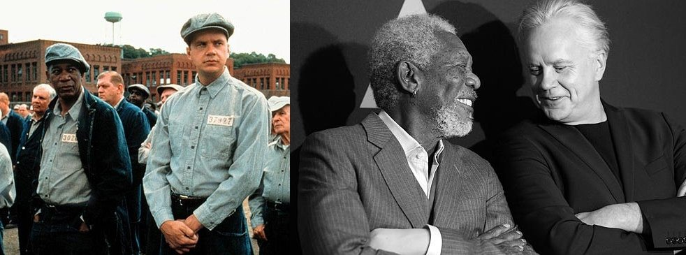 The Shawshank Redemption - Facts and Secrets 4 Cast Then and Now