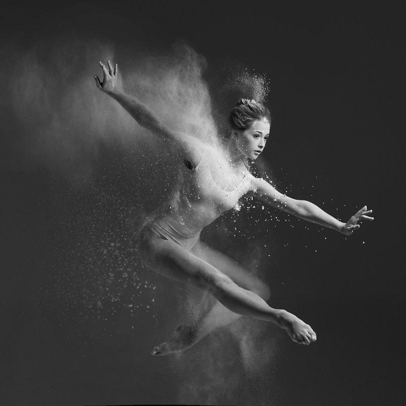 Dancer Photography 1 Beautiful Air Jump
