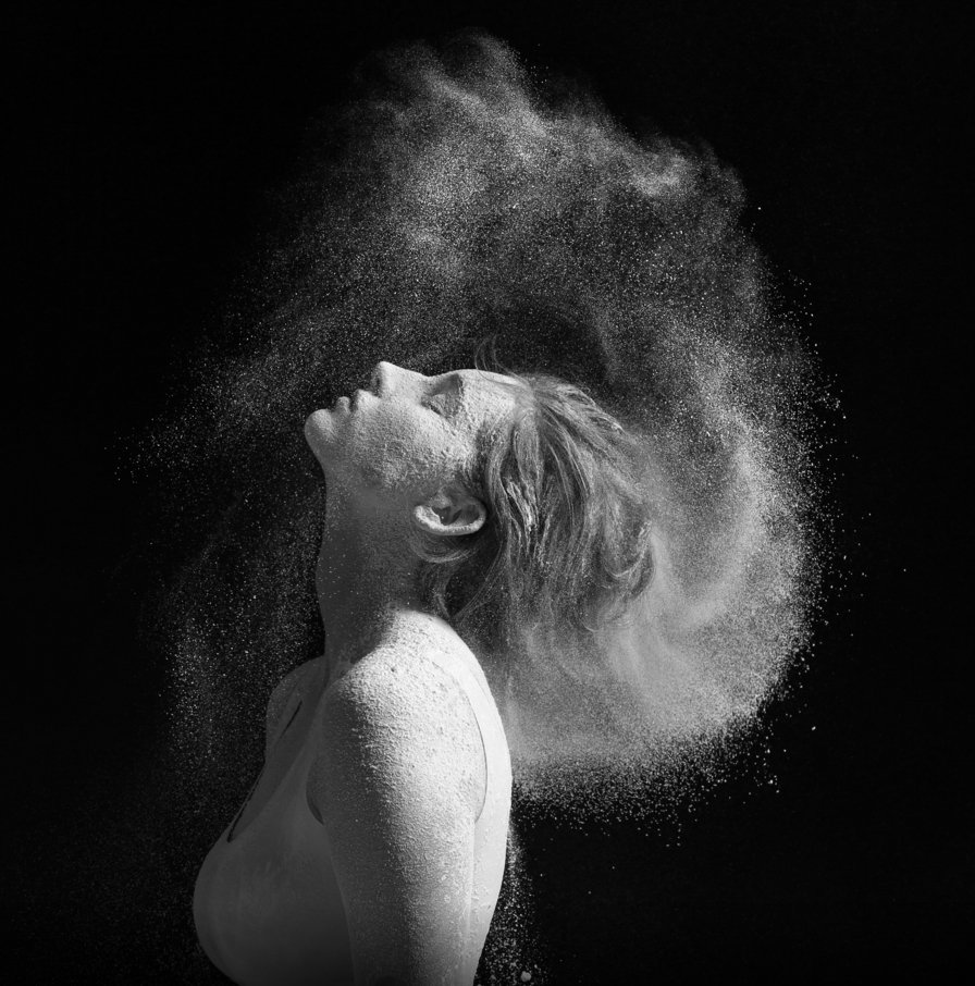 Dance Photography 10 Dusted Hair