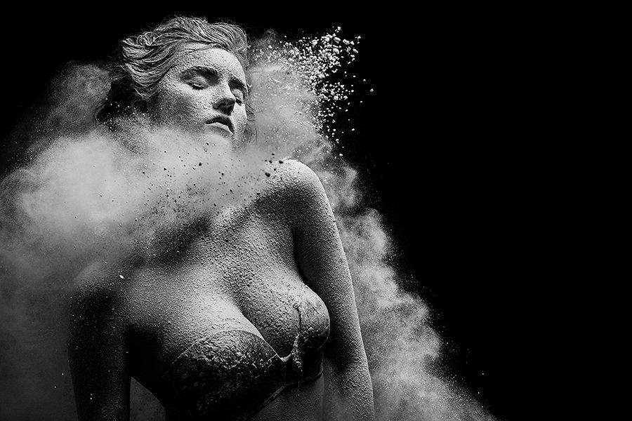 Dancer Photography 2 Beautiful Dust Photo