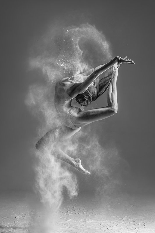 Dance Photography 4 Beautiful Air Jump