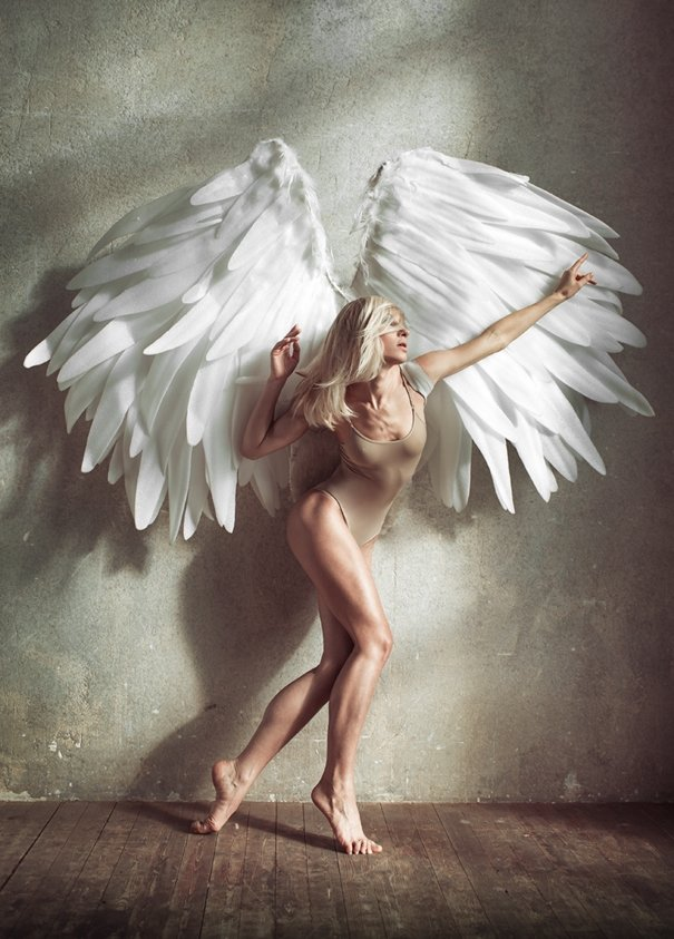 Dancer Photography 7 Angel Wings